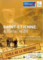 Ecole de la mémoire 2018
