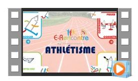 E-Rencontre athlétisme