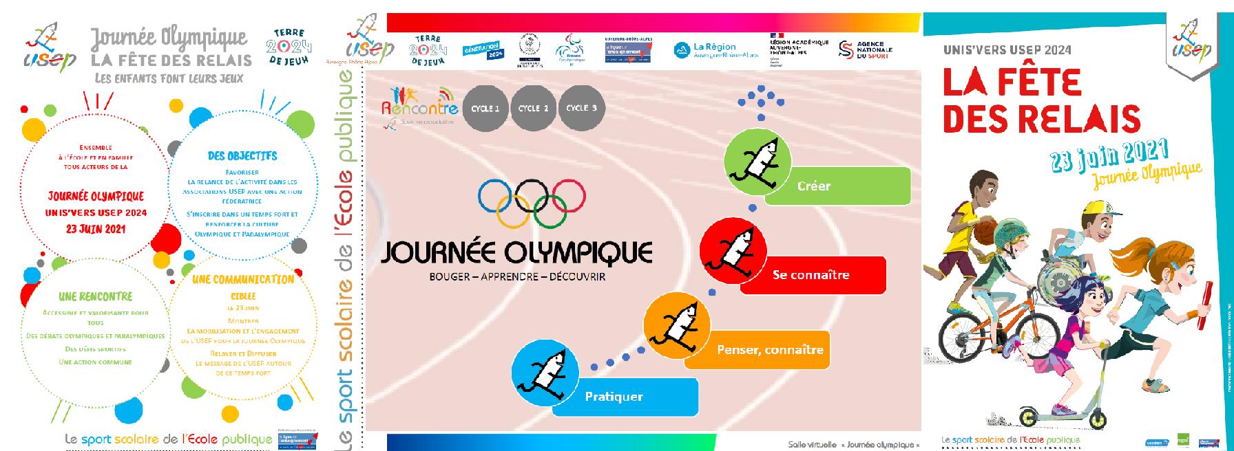 Journée Olympique 2021